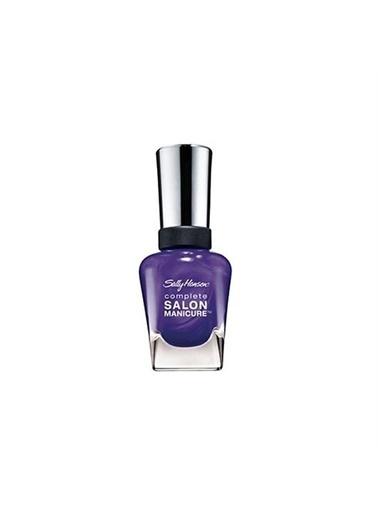 Complete Salon Manicure Oje -  Purple Pulse No: 470 14.ml-Sally Hansen